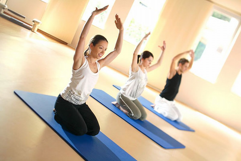 Yoga versus Pilates...what's the difference?
