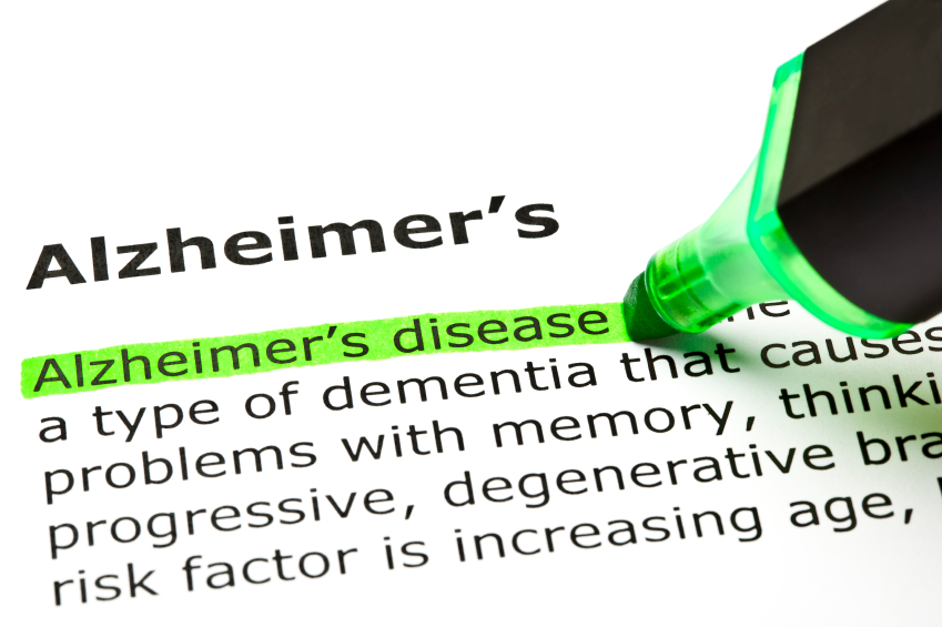 Alzheimer's Disease and Early Intervention