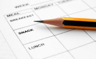How to Avoid Meal-planning Failure