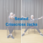 Seated Crisscross Jacks