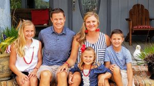After their time in the Air Force, Dr. Malin and his family are excited to move to Hamilton County and get to know their neighbors.