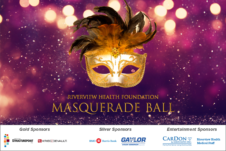 Riverview Health Foundation Masquerade Gala