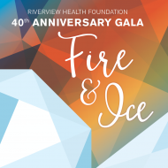 Riverview Health Foundation 40th Anniversary Gala