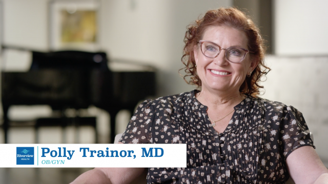 <Get to Know Dr. Polly Trainor