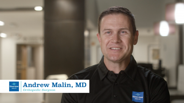 <Get to Know Dr. Andrew Malin